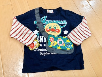 アンパンマンTシャツ