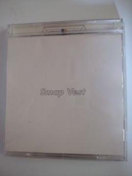 2枚組 SMAP Vest 通常盤 送料無料