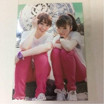 AKB48 小嶋陽菜 島崎遥香 特典生写真
