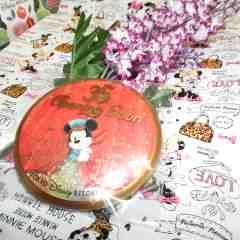 祝☆35円スタート!東京ディズニーランド35周年記念缶バッジ☆