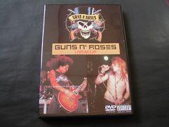 GUNS N' ROSES/ガンズアンドローゼスPV集 完全版