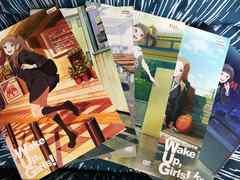 Wake Up Girls! DVD 全6巻