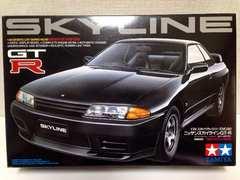 タミヤ NISSAN SKYLINE GT-R スカイラインGT-R ブラックボディー