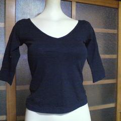 ALBA ROSA/アルバローザ五分 Tシャツ