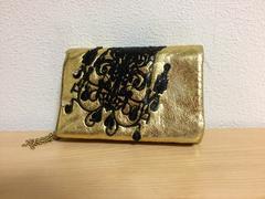 tsumori chisato CARRY ゴールド財布