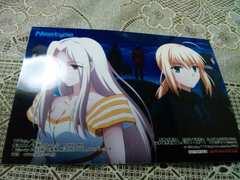 Fate/Zeroゲーマーズニュータイプブロマイド