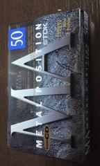 TDK メタルカセットテープ MA50  未使用品