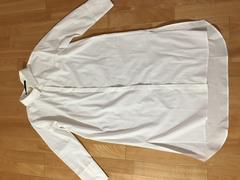 未使用 KBF+ ロングシャツ ブラウス ワンピ フリーサイズ