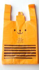 キュートレジバッグ★キャンディベア20枚☆キュートウサクマ大きめレジバッグ