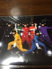 セブン×関ジャニ∞「エイトレンジャー2」クリアファイル