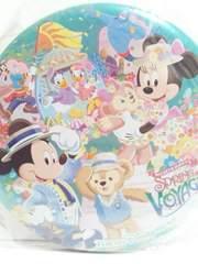 TDS東京ディズニーシースプリングヴォヤッジ缶バッジSPPRINGVOAGE