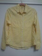 WEGO/ギンガムチェックシャツ