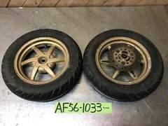AF56 ホンダ スマート ディオ Z4 ゴールド キャスト AF35 ZX