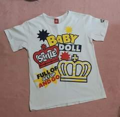 ベビードール Tシャツ Lサイズ