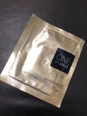 モバオク:美容 ワンバイコーセー  薬用保湿美容液マスク  ONE BY KOSE
