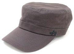 インダストリーズ 帽子 ワークキャップ 柄E