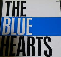 CD THE BLUE HEARTS ザ.ブルーハーツ