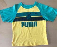 211■PUMA  プーマ 半袖 Tシャツ 120cm 切手払い可能