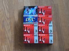 SONY ソニー等 画像のDVC 20本セット 新品