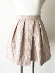 [dazzlin]★ピンクカラー・スカート・サイズ[M]★