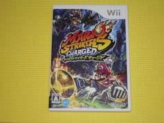 Wii★マリオストライカーズ チャージド
