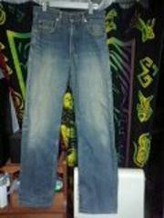 リーバイス512色落ちジーンズ