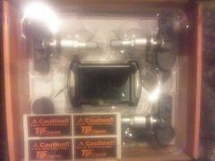 タイヤ空気圧・温度モニタリングシステム 当時物 ジムカーナ ドラッグ ラリー ドリフト