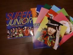 SUPER JUNIOR「Vol.5」LPサイズ/ジャケカ付/輸入盤