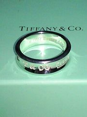 TIFFANY1837コレクションリング19号