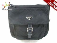 プラダ ショルダーバッグ - BT8994 黒 ナイロン PRADA