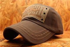 送料無料 ベースボールキャップ・帽子 JMC6-4 モカ