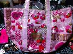 エルモの可愛いバッグ★
