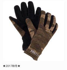マーモット フリース手袋