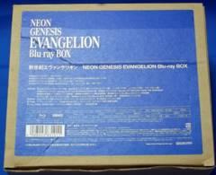 BD-BOX「新世紀エヴァンゲリオン」全作品(青箱)不具合DISC交換済