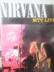 ニルヴァーナ ブートビデオ MTV LIVE ITALY 1991