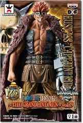ワンピース 組立式DXフィギュア THE GRANDLINE MEN Vol.19 キッド