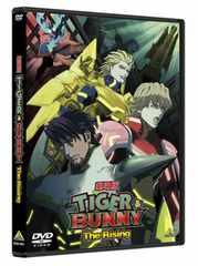 ■DVD『劇場版TIGER & BUNNY The Rising』タイバニ