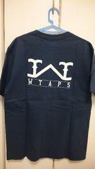 ダブルタップス Wtaps Tシャツ ネイビー サイズM