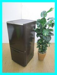 パナソニック冷蔵庫(138L・右開き)NR-B145W-Tブラウン2013年製