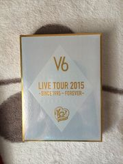 V6 LIVE TOUR 2015-SINCE1995〜FOREVER〜 初回生産限定盤A