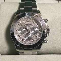 新品 ロレックス デイトナ クロノグラフ 116509EA ダイヤ 手巻き