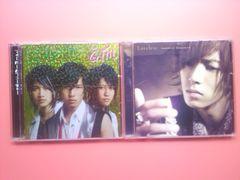 山下智久 CD+DVD 「Loveless」 「フィーバーとフューチャー」