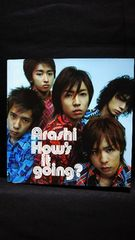Arashi How's it going?通常盤(CD)2003