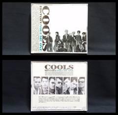 COOLS HISTORY VOL.1/クールス・ヒストリーVOL.1 KICS69-70 2枚組 中古