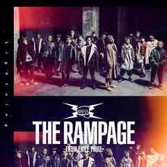 即決 初回仕様 THE RAMPAGE from EXILE TRIBE Lightning (+DVD)