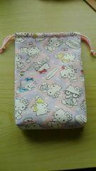 キティちゃん給食袋ゆうメール82円