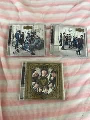 Kis-My-Ft2キスマイKis-My-1st初回限定CD+DVDアルバム3枚セット