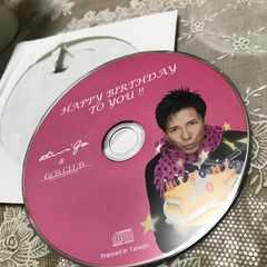 (⌒▽⌒)郷ひろみ ファンクラブ限定 CD(⌒▽⌒)