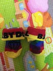 ベビードール新生児靴下