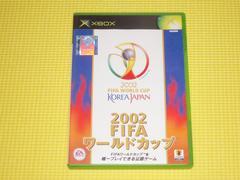 xbox★即決★2002 FIFA ワールドカップ★箱説付★スポーツ